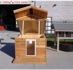 816x616px Custom Large Dog Houses With Ac Picture Ideas Picture in Dog